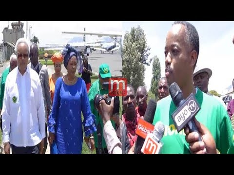 Download Kwa mara ya kwanza Mtoto wa Lowassa afunguka, atua CCM na baba yake