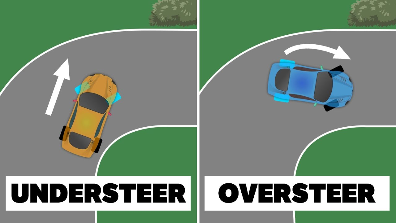 The Differences Between Understeer & Oversteer And How To Combat Them