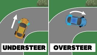 The Differences Between Understeer & Oversteer And How To Combat Them
