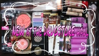 NEW at the DRUGSTORE Haul Thumbnail