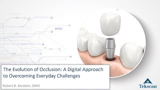 The Evolution of Occlusion: A Digital Approach to Overcoming Everyday Challenges