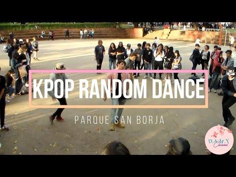 #KPOP RANDOM DANCE CHALLENGE - Santiago, Chile Pt1