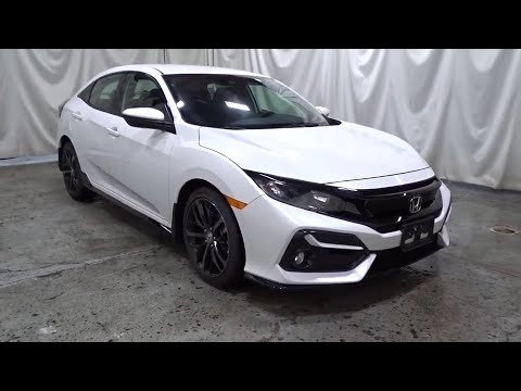 2020 Honda Civic Hatchback Hudson, West New York, Jersey City, Tenafly, Paramus, NJ HXLU402231