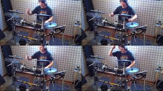 We Butter The Bread With Butter-Viva Mariposa (Drum Cover)