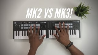What's The Difference Between These Two? |Launchkey Mini MK2 Vs MK3!|