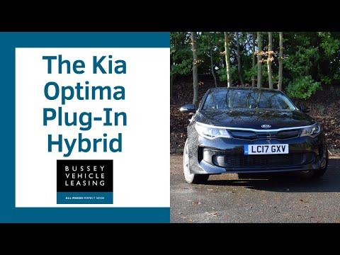 Bussey Vehicle Leasing   The Kia Optima Plug In Hybrid