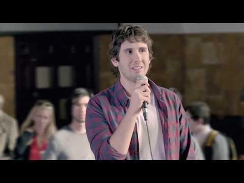 "Josh Groban ""Finish the Fight"" TV Commercial"