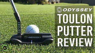 ODYSSEY TOULON PUTTER REVIEW