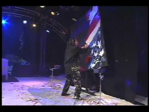 Michael Israel Performing Hero