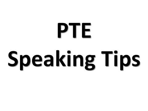 PTE Speaking   One Key Strategy to Tackle Describe Image Retell Lecture