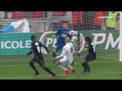 Marseille 2 – 1 Lyon HD Highlights 02/01/2017