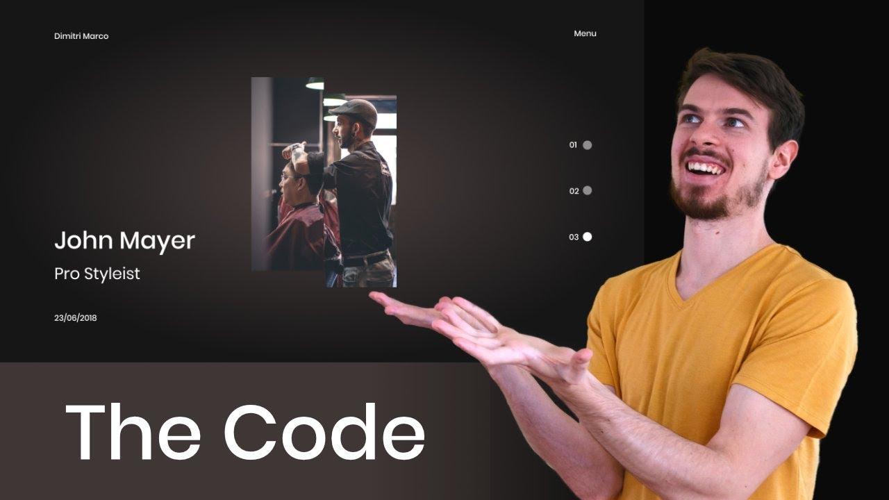 Design & Build A Website Crash Course - HTML & CSS