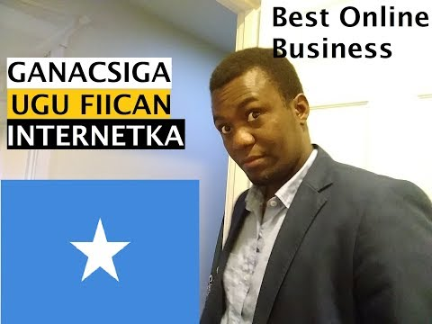 Best Online Somali Business Ideas