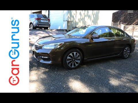 2017 Honda Accord Hybrid | CarGurus Impressions
