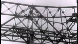 Building The San Francisco -- Oakland Bay Bridge (1937 Documentary)