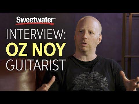 Guitarist Oz Noy Interviewed Mp3