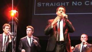 "Straight No Chaser - ""For The Longest Time"" - NYE2010"