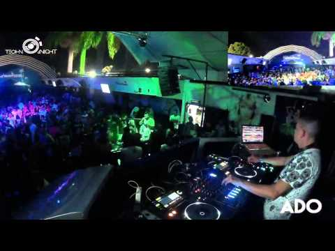 DJ ADO 14/06/2015 - TECHNO NIGHT LIVE: STATION GROUP PARTY - PARADISE PEREIRA (COL)