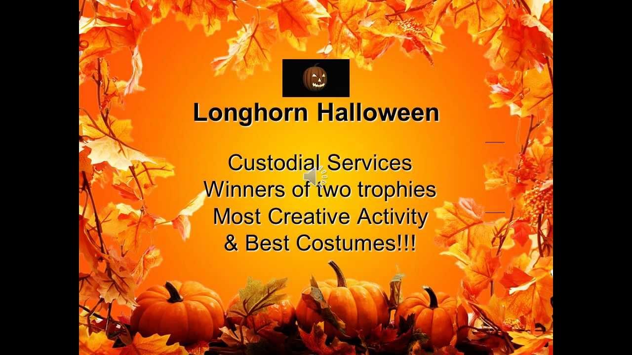 longhorn halloween 2013