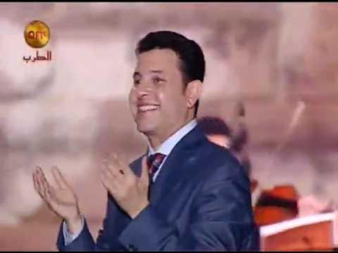 هاني شاكر -  يا ريتك معايا يا حبيبي   (Hany Shaker - Ya Reetak Maya Ya Habibi (Concert