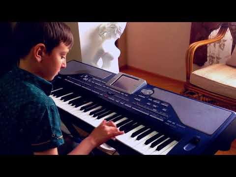 John Muradyan - Ya Lili Keyboard