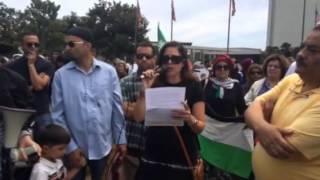 Estée chandler of jewish voice for peace