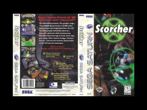 [SEGA Saturn Music] Scorcher - Full Original Soundtrack OST
