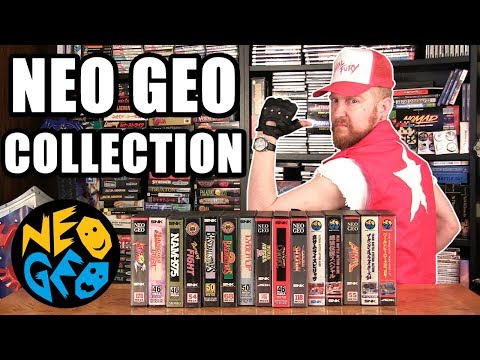 NEO GEO COLLECTION - Happy Console Gamer