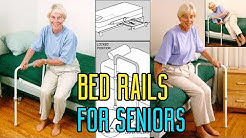 Best Swing Hospital Bed - Home Bed Rails for Elderly