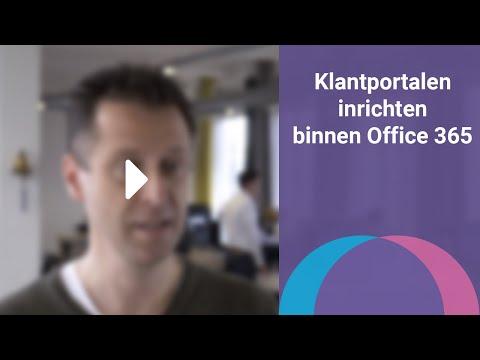 klantportalen inrichten binnen office 365 n octavie van haaften mavention
