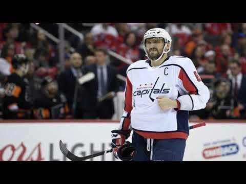 Александр Овечкин в восьмой раз стал лучшим снайпером регулярного чемпионата НХЛ