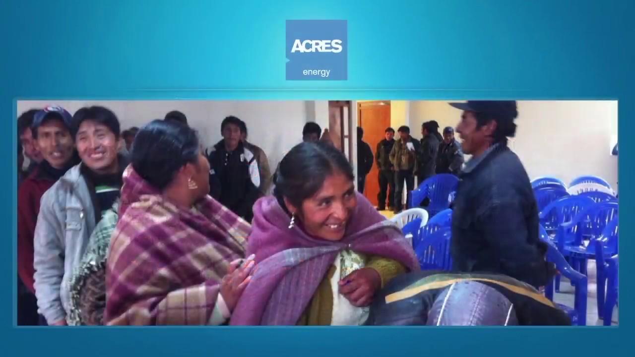 Energía Renovable - ACRES Energy | ACRES Investments