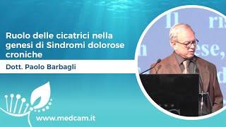 Ruolo delle cicatrici nella genesi di Sindromi dolorose croniche - Dott. Paolo Barbagli