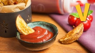 Homemade tomato ketchup | The Vegan Corner