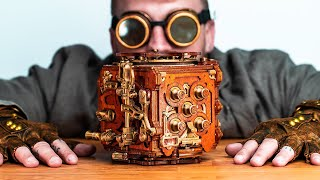 Download Solving The RAREST Puzzle Box in the World!! (Steampunk Puzzle) Mp3 and Videos