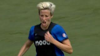 Seattle Reign FC vs. FC Kansas City: Megan Rapinoe Goal - Aug. 31, 2014