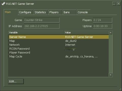 -CS 1.6   jail server kurma  