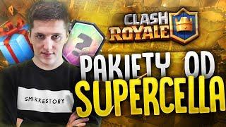 "Clash Royale #54 ""PAKIETY OD SUPERCELLA"""