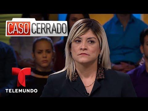 Niña Abusadora 💆 ✂ | Caso Cerrado | Telemundo