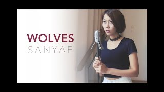 Wolves  - Selena Gomez, Marshmello (Cover by SANYAE)