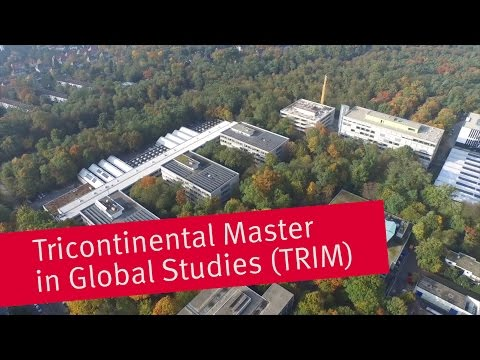 Tricontinental Master in Global Studies