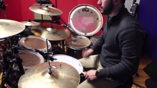 Great Are You Lord - Amanda Cook - Bethel Music (Drum Cover)