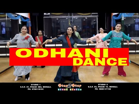 Odhani Easy Dance Steps | Made In China | Bollywood Dance Choreography By Step2Step Dance Studio