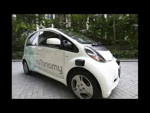 The World's  First Country # Launch A Self Driving Taxi Service # Singapore