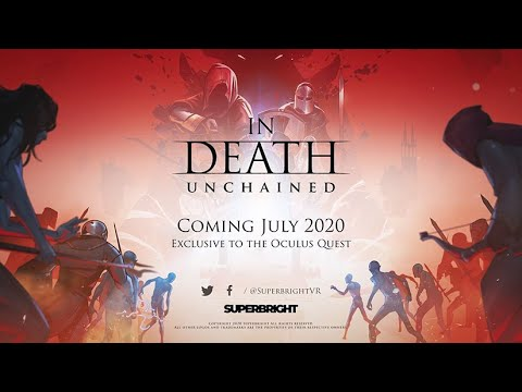 """In Death : Unchained - Bande Annonce """"Oculus Quest"""""""