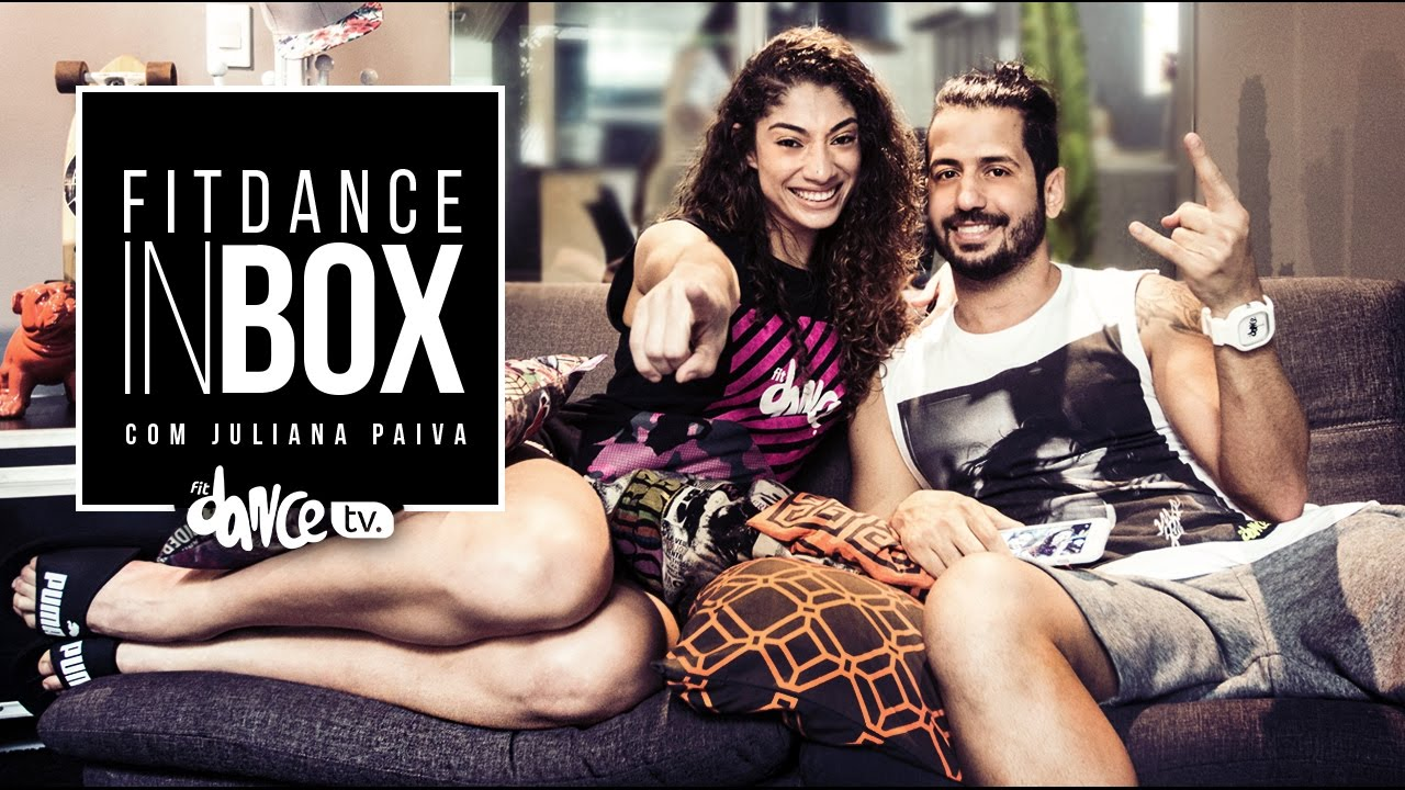 Download #FitDanceInbox com Juliana Paiva - FitDance TV