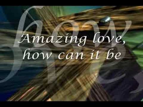 Amazing love christian song