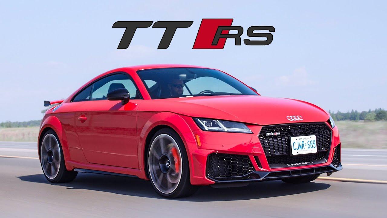 Audi Tt Rs >> 2019 Audi Ttrs Review 5 Cylinders Of Fun