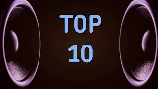 TOP 10 MUSIC #1