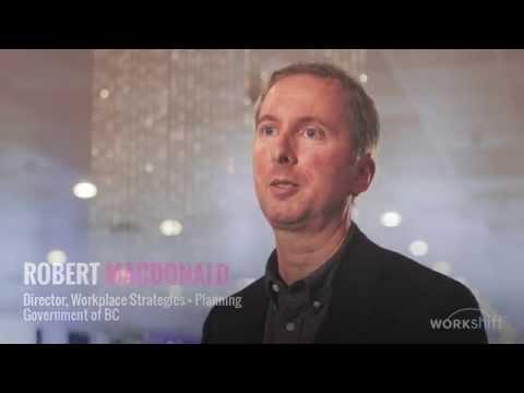 WORKshift, Future of Work Summit - Interview with Robert MacDonald